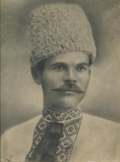 Батько. Бугаєнко Олексій Степанович