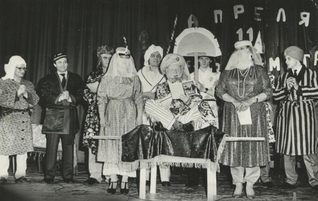 Бугаєнко ГО. День факультету. (1985)