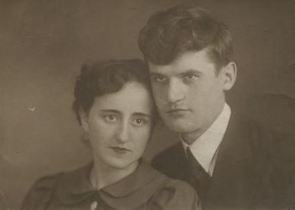 Бугаєнко Г. О. з дружиною