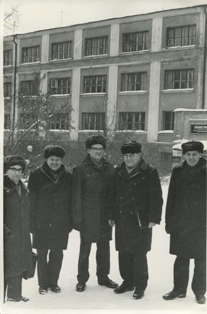 Бугаєнко Г. О. з колегами