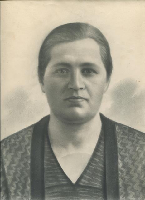 Мама. Бугаєнко Варвара Терентіївна